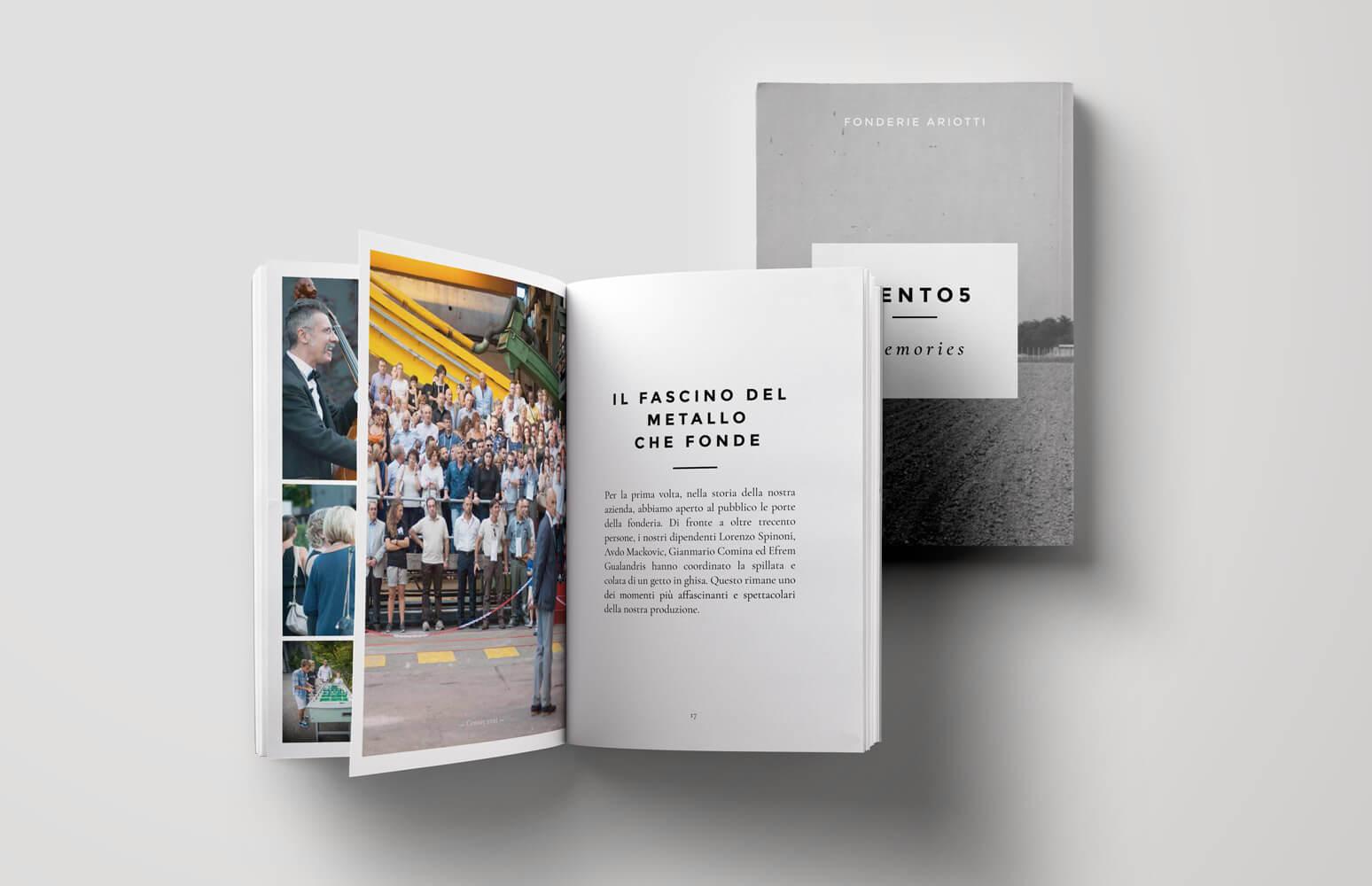 Fonderie Ariotti - Cento5 book